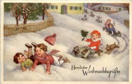 Weihnachten - Kinder - Christmas