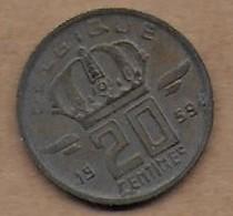 20 Centimes 1959 FR - 01. 20 Centimes