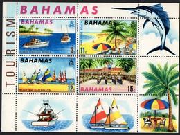 Bahamas.    1969 Tourism - One Millionth Visitor To Bahamas. MNH - Bahamas (...-1973)