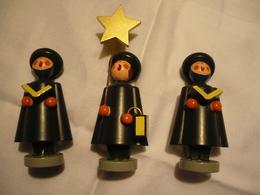 3 Sternensinger  (733BW) - Kerstmis