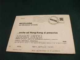 PREANNULLATA  MICOFLAVINA FARMACO ANCHE A HONG KONG SI PRESCRIVE BARCA CARATTERISTICA PIEGHE ANG. - Cina (Hong Kong)