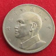 Taiwan 5 Yuan 1974 / 63 Y# 548  Lt 287  China Chine Formosa - Taiwan