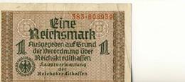 Germany 1 Reichsmark Third Reich - 1933-1945: Drittes Reich