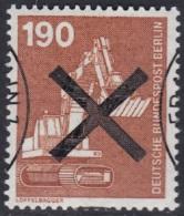 Cross Specimen, Berlin Sc9N373A Industry, Power Shovel, Construction, Industrie - Usines & Industries