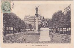 CPA - PARIS - 188. Square D'anvers - Places, Squares