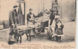 Bruxelles Marchand De Légumes  1903 ??? - Petits Métiers