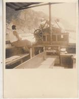 Bâteau Vers S. Fruttuoso - Photo Format 6.5 X 9 Cm - Barche