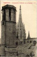 CPA Barcelona Campanario Y Cimborio De La Catedral SPAIN (789806) - Barcelona