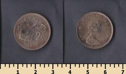 Tuvalu 2 Cents 1976 - Tuvalu