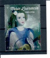 Yt 5112 Marie Laurencin  Petite Fille A La Guitare-enfant-musique-cachet Rond - France