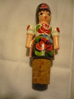 Ost-Europäischer Figürlicher Flaschen-Korken (736BW) - Oriental Art