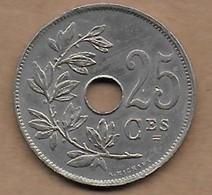 25 Centimes 1922 FR - 1909-1934: Albert I