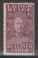 Congo Belge - YT 149 * - 1928 - Belgisch-Kongo