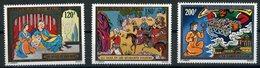 Mali YT PA 119-121 XX / MNH - Mali (1959-...)