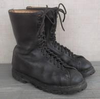 Stivaletti Da Lancio Vintage Paracadutisti Folgore E.I. Del 1993 Tg. 41 Usati - Uniforms