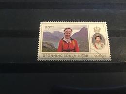Noorwegen / Norway - Koningin Sonja (23) 2017 - Noorwegen