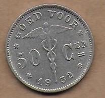 50 Centimes 1932 FL - 1909-1934: Albert I