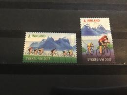 Noorwegen / Norway - Complete Set WK Wielrennen 2017 - Noorwegen