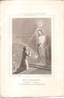 DP. AMEDEE DAMIS ° BRUGES 1811 - + 1851 - ARTISTE PEINTRE - Religion & Esotérisme