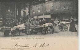 Bruxelles Les Colporteuses. 1905   ??? - Petits Métiers