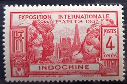 INDOCHINE -  N°195-197-198 - Neuf SANS Charnière ** / MNH (3 Timbres) - Indochine (1889-1945)