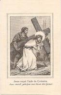 DP. FRANCISCA DEMEESTER ° ROUSSELAERE 1778 -+ GITS 1852 - Religion & Esotérisme