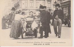 """Bruxelles Cercle Photographique """" Concour  ??? - Petits Métiers"""