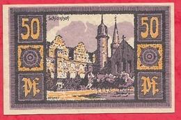 Allemagne 1 Notgeld 50 Pfenning Stadt Merseburg   Dans L 'état N °2961 - [ 3] 1918-1933 : République De Weimar