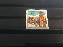 Brazilië / Brazil - Postfris / MNH - Klederdracht (0.50) 1996 - Brazilië