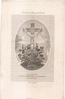 DP. MARIE VERHAGEN ° ST. NICOLAS  + 1858 - 71 ANS - Religion & Esotérisme