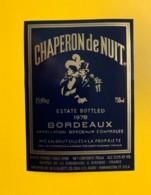 9696 - Chaperon De Nuit 1978 - Bordeaux