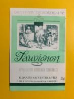 9697 - Sauvignon R.Danies-Sauvestre - Bordeaux