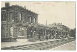 CPA Aulnoye La Gare - Aulnoye