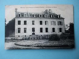 Environs De La FRESNAYE Sur CHEDOUET - Le Chateau De CHENAY - Autres Communes