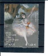 Yt 5132 Fete Du Timbre 2017 L'etoile Edgar Degas-danse-danse - France