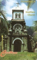 *DOMINICA: 119CDMA* - Scheda Usata - Dominica