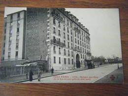 Tout Paris Maison Ouvriere De La Rue Ernest Lefevre - France