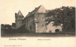 ASSESSE Château De Courrière. - Assesse