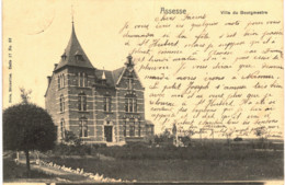 ASSESSE Villa Du Bourgmestre. - Assesse