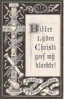 DP. CONSTANTINUS DEJAEGHER ° RUMBEKE 1796 -+ 1883 - 27 JAAR WIJKMEESTER VAN HET ARMBESTUUR - Religion & Esotérisme