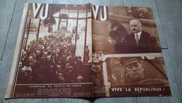 Revue Vu 1932  La République Obsèques De Doumer Mystère Gorguloff Politique - Boeken, Tijdschriften, Stripverhalen