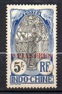 Col11    Indochine N° 88 Neuf X MH  : 110,00 Euros - Indochine (1889-1945)