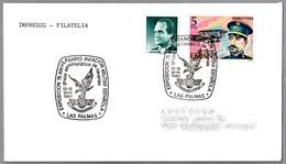 75 Años AVIACION MILITAR ESPAÑOLA - 75 Years SPANISH MILITARY AVIATION. Las Palmas, Canarias, 1988 - Militares