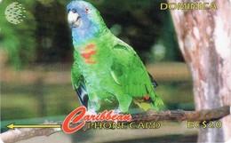 *DOMINICA: 225CDMA* - Scheda Usata - Dominica