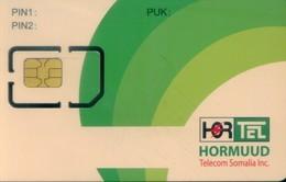 Somalia GSM SIM Cards, (1pcs,MINT)(sample) - Somalië