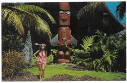 Polynésie Française Vue De Devant à L' Hotel Tahaara - Polynésie Française