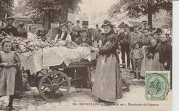 Bruxelles Marchand De Légumes ??? - Petits Métiers