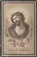 DP. JOANNES DE BONDT ° WEELDE 1842 -+ 1905 - SEKRETARIS DER GEMEENTE WEELDE - Religion & Esotérisme