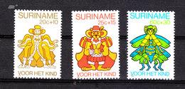 Surinam   -   1980.  Anansi, Il Mitico Dio.  Anansi, The Mythical God.  MNH - Fiabe, Racconti Popolari & Leggende
