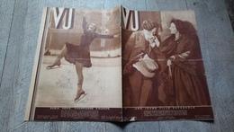 Revue Vu 1932  Irlande Soarstat Eireann Guignol Chez Les Sénateurs Iles Canaries Soun Iat Senn Chine Politique - Books, Magazines, Comics